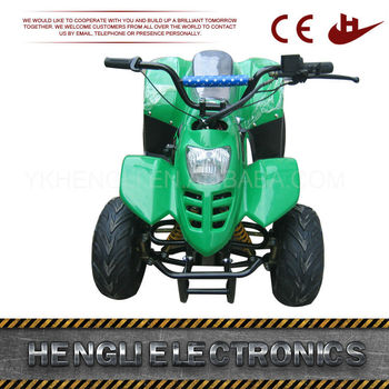 Wholesale 500w electric quad bike for kids