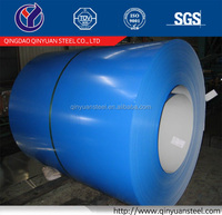 PPCR steel coils special size for India market