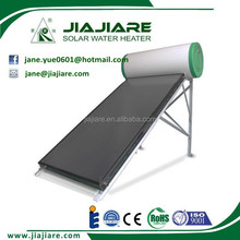 flat plate pressured solar water heater