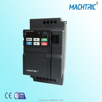 S900gs Ac Variable Frequency Motor Drive Vfd For Speed