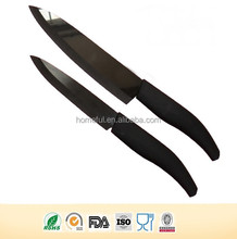 "5 ""6 "" black forever sharp chef zirconia ceramic butcher knife"
