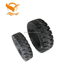 8.25-20 28x9-15 8.15-15 stroller rubber solid forklift tire