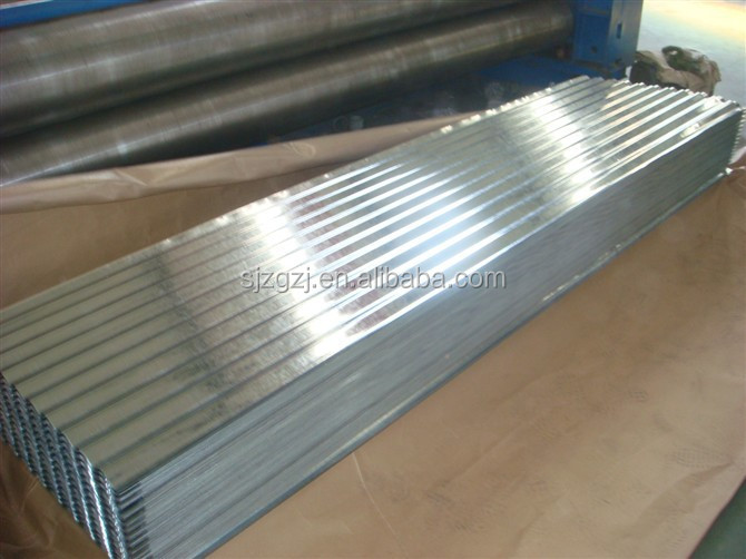 environmental durable curving prepainted corrugated steel roof sheet