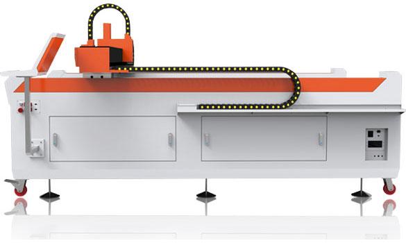 Оптоволоконный лазерный станок своими руками 57