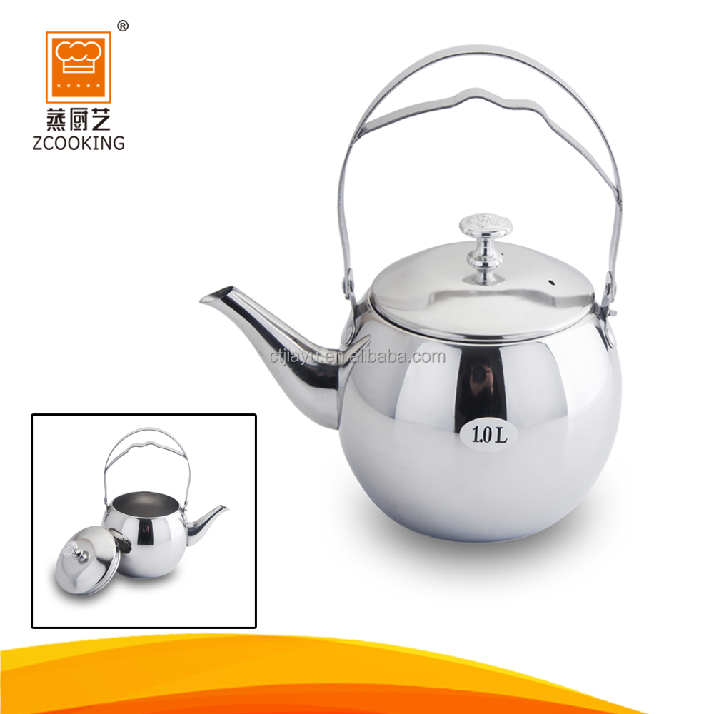Stainless Steel Kettle Whistling Tea Kettle