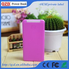 Hot selling promotion products private label corporate gifts power bank