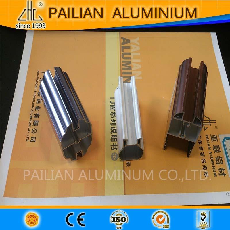 Accessoires en aluminium pour portes et fen tres chine for Prix porte fenetre alu
