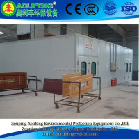 Industrial Furnture Spray Painting Booth