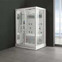 whilrpool portable steam shower double bathroom shower