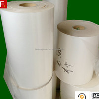 Transparent Bopp Laminating Roll Film Gloss Lamination For Printing Book Card