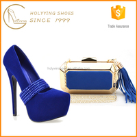 China wholesale market of shoes ladies shoes and matching bags,italian shoes with matching bags