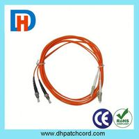 SC/UPC-FC/UPC SM SX Fiber optic patch cord(fiber jumper)