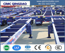 45ft Container Chassis/Container Trailer
