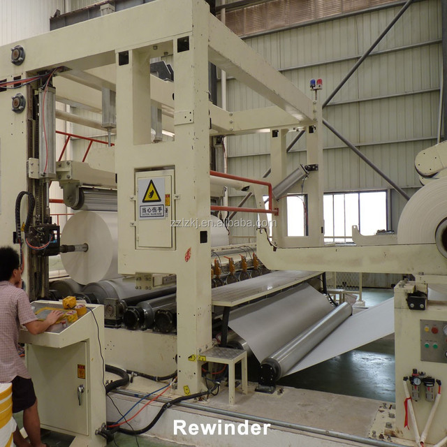 Made in China 1092mm Automatic Toilet Paper Rewinding Machine