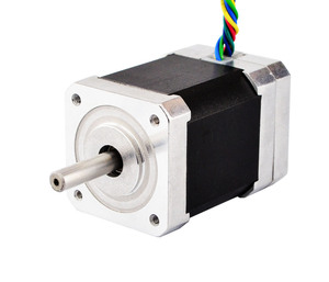 Mini 4000RPM 24V 52W 42x63mm Brushless DC Motor with 0.125Nm Torque