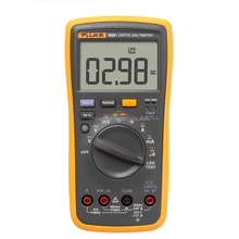Low price digital multimeter Fluke 18B+,4000 counts DC AC multimeter with large LCD