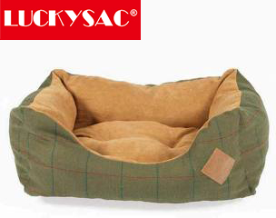 Plush Animal Shaped Pet Bed Faux Leather Outdoor Dog Bed