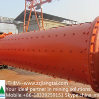 Cone Ball Mill Metallurgy Mineral Raw