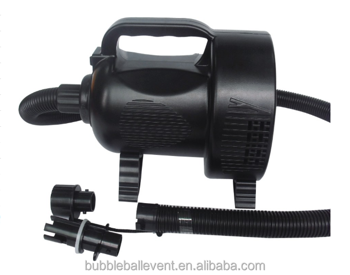 Good price inflatable air pump/air blower for sale/inflatable air blower for toys