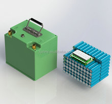 Headway 48v/volt lithium battery pack 48V 20Ah rechargeable battery for electric scooter