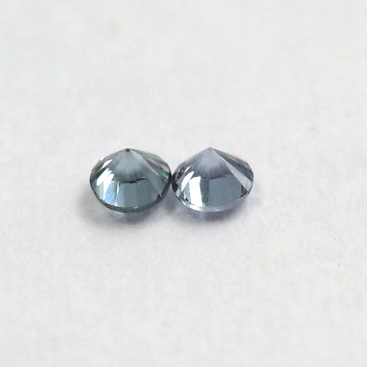 wholesale natural 1.5mm round shape Alexander jewelry stone