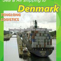 Transportation Logistics To Aarhus Copenhagen Of