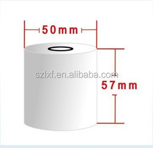 57mmX50mm Thermal Paper Use for Pos Terminal / 58mm mini Printer