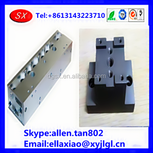 customized OEM Aluminum 6061-T6 CNC Die Marine Cast Parts, Aluminum Service in dongguan china factory
