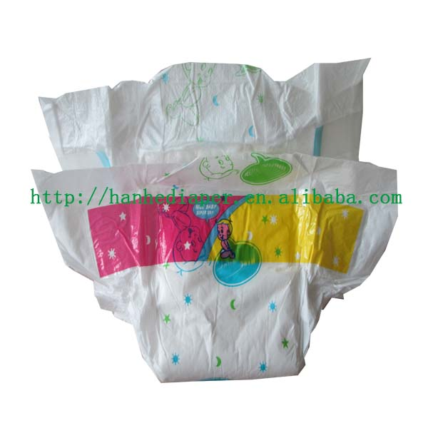 Economical baby nappies export to Asia and Africa