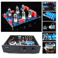 12AX7 Phono S1 MM / MC Preamplifier Full Kit (Stereo)