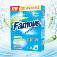 Famous Wholesale High efficient cleaning powder from washing detergent factory with Chinese price