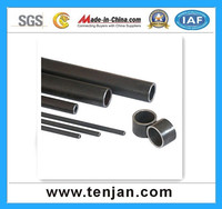 Multifunctional seamless carbon black steel pipe made in China