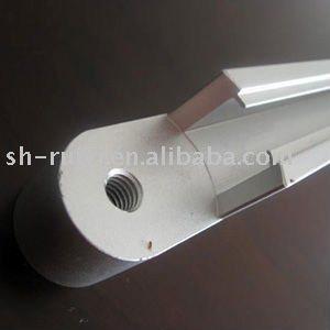 aluminium milling machining part