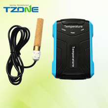 Hot! TZ-TT11 wireless remote temperature control, gsm temperature data logger