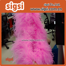 Bulk cheap and high quality ostrich feather boa