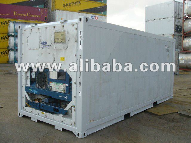 Used Reefer Container 20 ft ISO