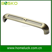 BSN or chrome zinc alloy inset door handle from shenzhen factory