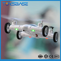 2.4G Land And Sky 2 in 1 UFO Speed Switch LED Light Radio Control Quadcopter Camera Drone Racing Air Selfie