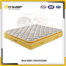 China wholesale queen size single mattresses for 5 star hotel