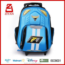 alibaba china supply manufacturer Japanese girls 16 trolley backpack