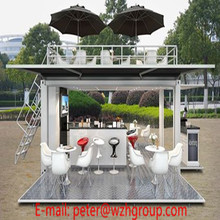 Design your own container shop