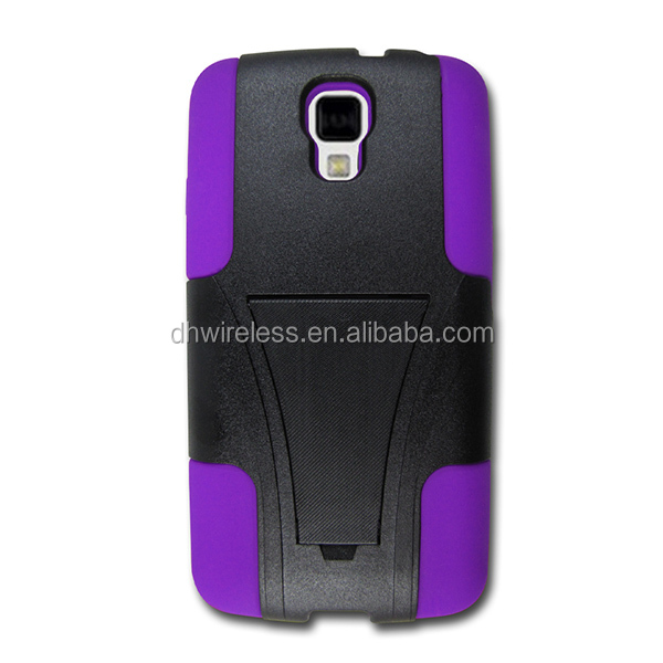 boost mobile phone rugged combo case for LG Volt LS740