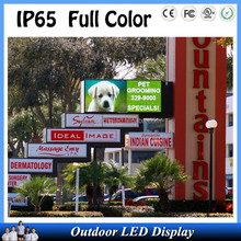 Government Project Good Price High Brightness P16 Full Color Outdoor Led Display