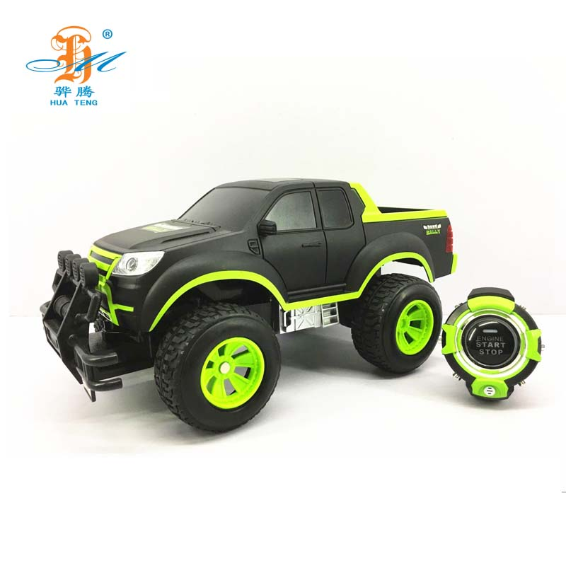 Huateng hot sale high quality smart rc remote car control with watch