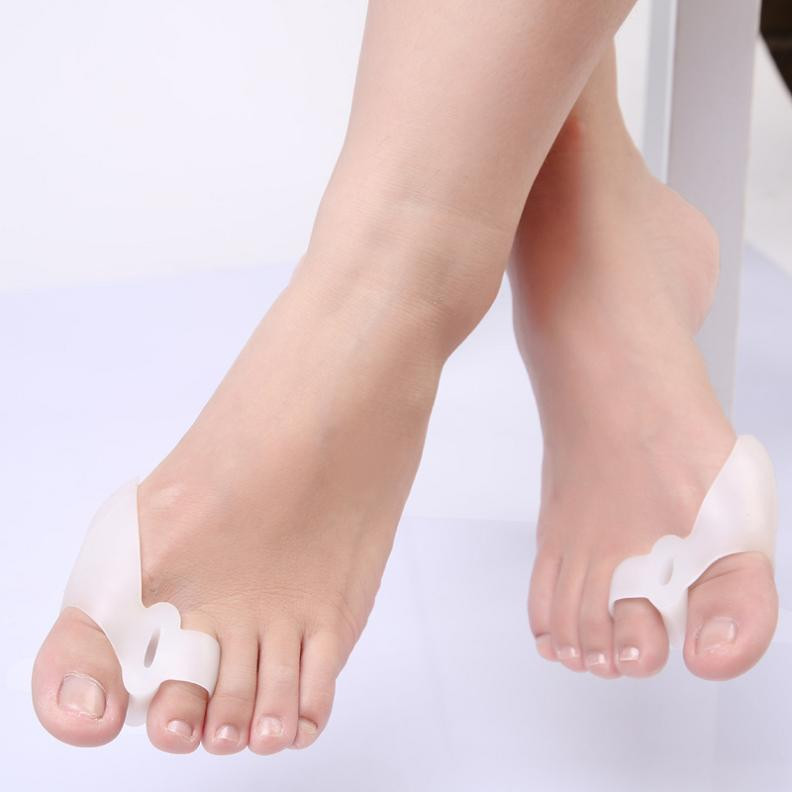 the third generation Silicone gel bunion hallux valgus toe bunion splint