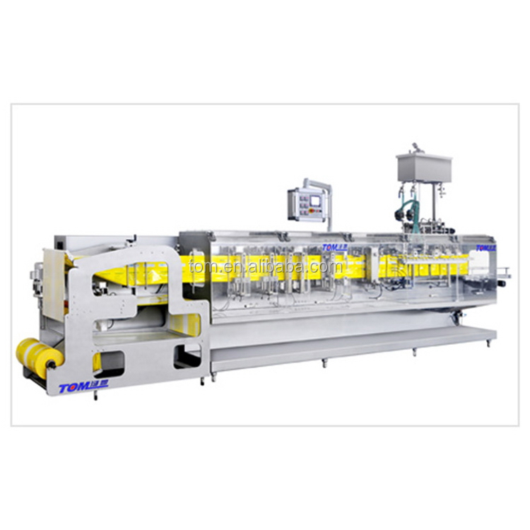 Good performance advance technology automatic liquid bag packaging machine