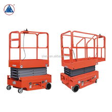 300kg Battery Powered Electric Hydraulic Man Lift