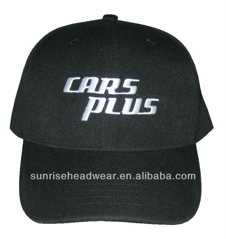 custom promotion baseball cap strap back hats