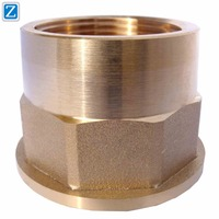 QZM 134 Cnc Brass Forging And