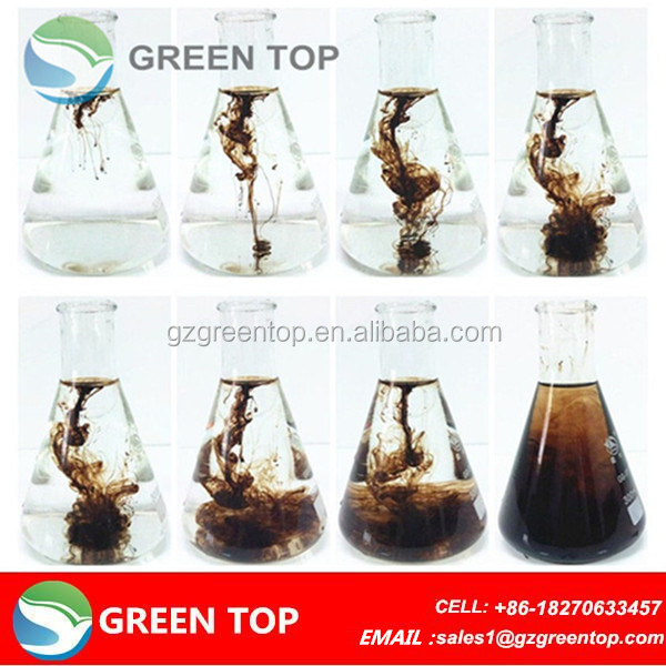 Potassium humic acid fulvic acid supplement for human consumption